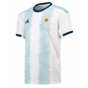 2019 Copa America Argentina Home Soccer Jersey Shirt