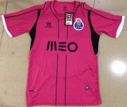 Porto 14/15 Pink Away Soccer Jersey