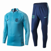 19-20 Barcelona Blue Training Suits