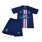 19-20 PSG Home Navy Children's Jerseys Kit(Shirt+Short)