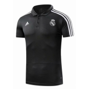 Real Madrid Polo Black 18-19
