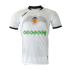 Valencia 09/10Home White Retro Jerseys Shirt
