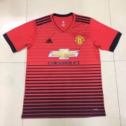 Manchester United Home Soccer Jersey 2018/19 red