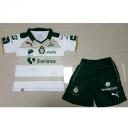 Kids Santos Laguna Third Soccer Kit 2017/18 (Shirt+Shorts)
