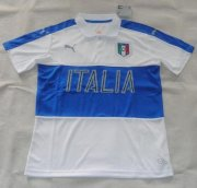 Italy Polo Shirt 2016 Euro White