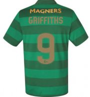 Celtic Away Soccer Jersey 2017/18 Griffiths #9