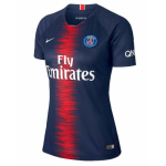 Womens 18-19 PSG Home Soccer Jersey Shirt