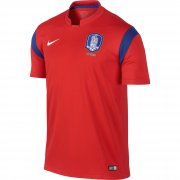 2014 FIFA World Cup South Korea Home Soccer Jersey