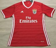Benfica Home Soccer Jersey 16/17