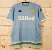 Leeds United Third Away Sky Blue Soccer Jerseys 2019/20