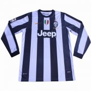 12-13 Juventus Home Long Sleeve Jersey Shirt