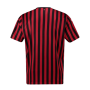 Player Version 19/20 AC Milan Home Black&Red Soccer Jerseys Shirt