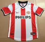 Retro PSV Eindhoven Home Soccer Jerseys 1998/99
