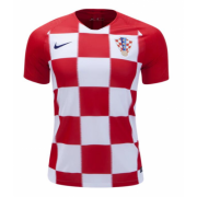 Croatia Home Soccer Jersey 2018 World Cup