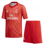 Real Madrid Kids 18-19 3rd Jersey Kits