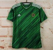 Northern Ireland Home Soccer Jerseys 2020