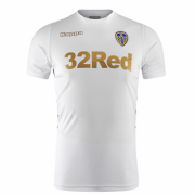 Leeds United Home Soccer Jersey 2017/18 White