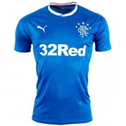 Glasgow Rangers Home Soccer Jersey 16/17