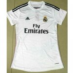 Women Real Madrid 14/15 Home Soccer Jersey