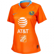 Womens 2019 Club America Third Soccer Jersey Shirt