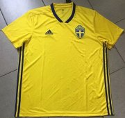 Sweden Home Soccer Jersey 2018 World Cup