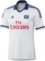 13-14 Hamburg Home Soccer Jersey Shirt