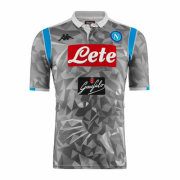 18-19 Napoli 3rd Soccer Jersey Shirt