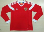 Russia Home Soccer Jersey LS 2018 World Cup