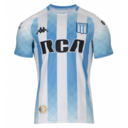 2019 Racing Club Home Soccer Jersey Shirt