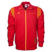 11/13 Spain Home Red Track Top Jacket