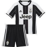 Kids Juventus Home Soccer Kit 16/17 (Shirt+Shorts)