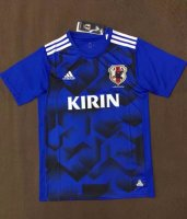 Japan Training Soccer Jersey 2018 World Cup Blue