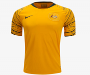 Australia Home Soccer Jersey 2018 world cup