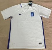 Greece Home Soccer Jersey Euro 2016