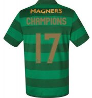 Celtic Away Soccer Jersey 2017/18 Champions #17