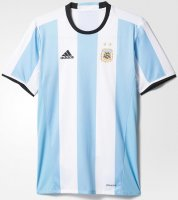 Argentina Home Soccer Jersey 2016