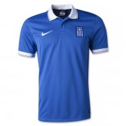2014 FIFA World Cup Greece Away Jersey Shirt