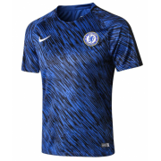 2018 Chelsea Training Jersey Blue