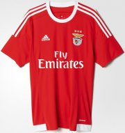 Benfica Home Soccer Jersey 2015-16