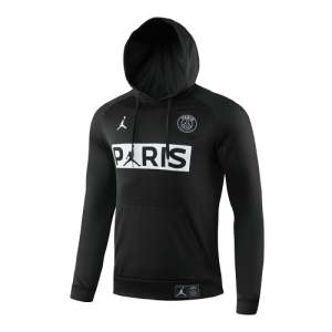 PSG JORDAN 19/20 Black Hoody Sweater