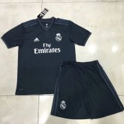 Real Madrid Away soccer suits 2018/19 shirt and shorts Kids