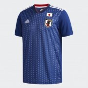 Japan Home Soccer Jersey 2018 World Cup