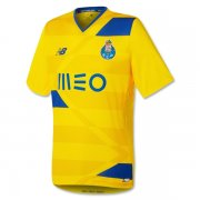 FC Porto Yellow Soccer Jersey 16/17