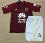 Kids Club America Red Soccer Kit 16/17 (Shirt+Shorts)