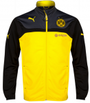 Borussia Dortmund Presentation Jacket Yellow 2014-15