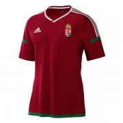 Hungary Home Soccer Jersey 2016 Euro