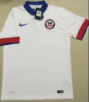 Chile Away Soccer Jersey 2015-16