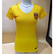 China National Away Soccer Jersey 16/17 Women's