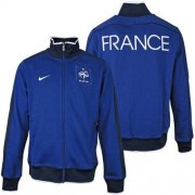11/13 France Home Blue N98 Jacket