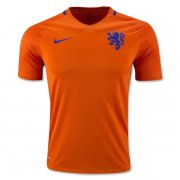 Netherlands Home Soccer Jersey Euro 2016